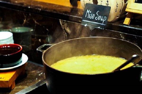 Món Soup Khai Vị