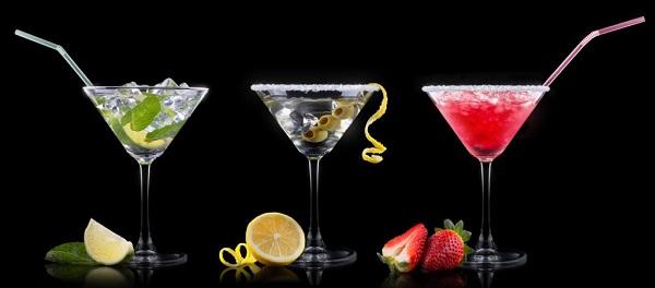 Thực đơn tiệc Cocktail 2