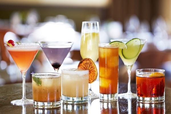 Thực đơn tiệc Cocktail