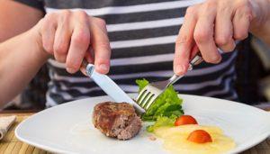 cách sử dụng dao dĩa
