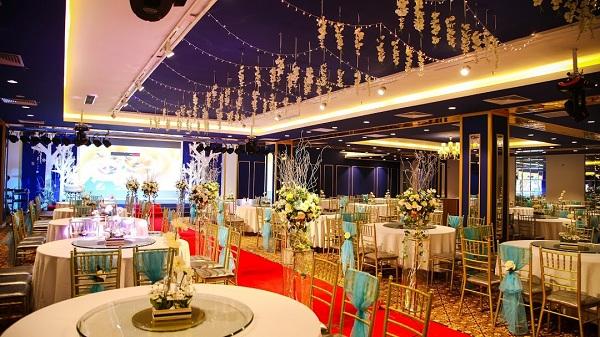 địa điểm tổ chức tiệc sự kiện tại Hà Nội